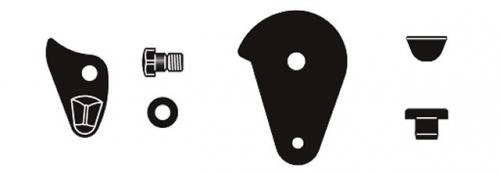 Felco 2/92 Rep.-Satz: Verschlussklinke