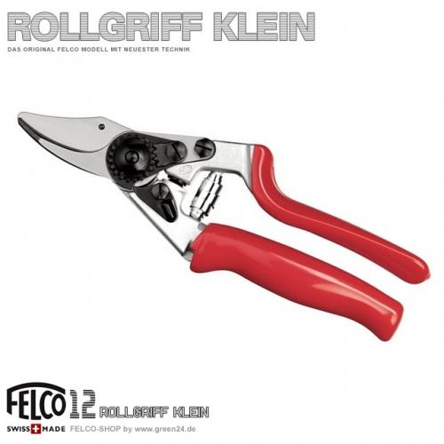 FELCO 12 Rollgriff-Schere - kleine Hände