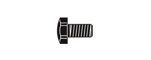 Felco 160/6 Schraube für Gegenklinge