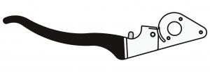Felco 16/1 Griff für Klinge