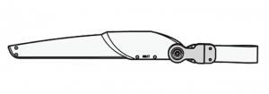 Felco 610/7 Futteral mit Schlaufe