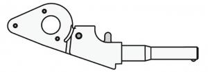Felco 7/1 Griff für Klinge