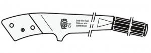 Felco C16/2 Griff m. Plastiküberzug