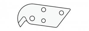 Felco C9/5 Ersatz-Messer