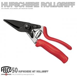 FELCO 50 Huf- Klauenschere mit Rollgriff