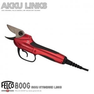 FELCO 800G - Linkshänder Akku Baumschere