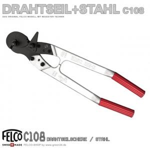 FELCO C108 Drahtseilschere