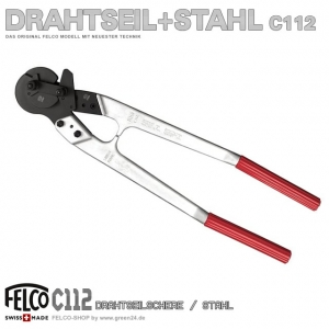 FELCO C112 Drahtseilschere