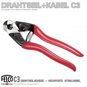 FELCO C3 - Drahtseilschere