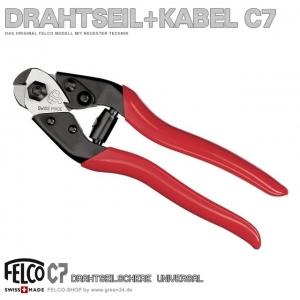 FELCO C7 Drahtseilschere